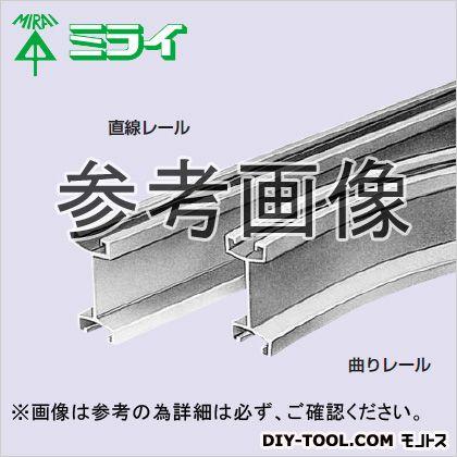 未来工業 アルミレール(アルミレール用ケーブルカッシャー専用)  CKA-25R