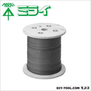 未来工業 PVC被覆付ワイヤーロープ (Y3PG-300)