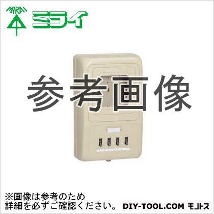 未来工業 電力量計ボックス〈 分岐ブレーカ(2P1E・20A)〉  WP4-303M