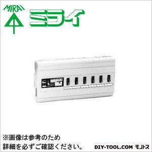 未来工業 単相三線式 (主幹中性線欠相保護付3POC付漏電しゃ断器)  MP61-35K