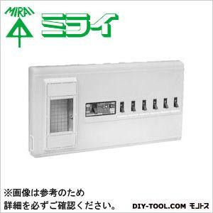 未来工業 単相三線式リミッタースペース (中性線欠相保護付3POC付漏電しゃ断器)  MP61-306K