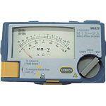 マルチ計測器 マルチ アナログ絶縁抵抗計 1個 MIS1A  MIS1A 1 個