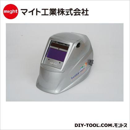 マイト工業 レインボーマスク(超高速遮光面) (MR-870Z-C) マイト工業 溶接用保護具 溶接面