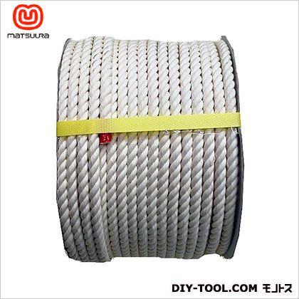 まつうら工業 綿ロープ ドラム巻