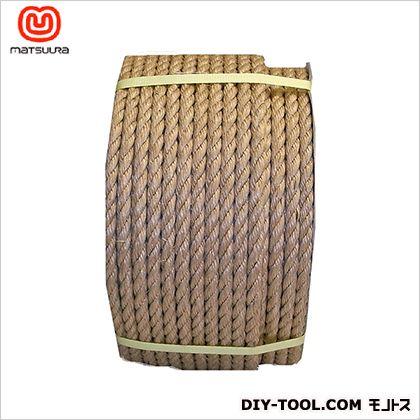 まつうら工業 麻(サイザル)ロープ ドラム巻