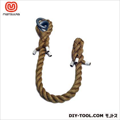 まつうら工業 麻製 クライミングロープ