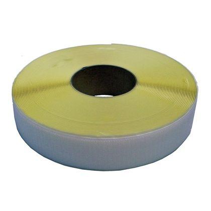 まつうら工業 粘着付マジックテープ A面フック (PN) 白 50mm巾X25m