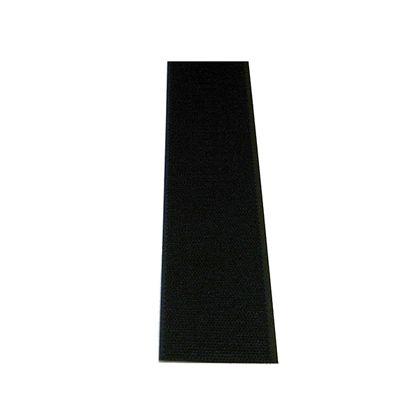 まつうら工業 マジックテープ(縫製用)A面フック 黒 50mm巾X25m