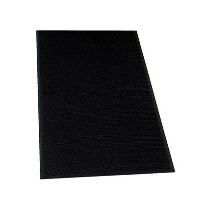 まつうら工業 マジックテープ(縫製用)B面ループ 黒 100mm巾X25m