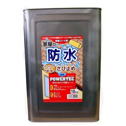 丸長商事 パワーテック防水・防錆・保護コート剤 乾燥後透明