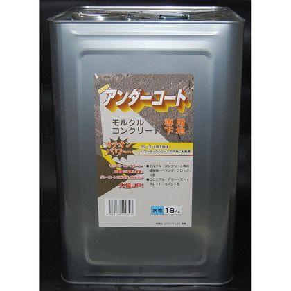 丸長商事 カチオン・アンダーコート高浸透性改修用下地材 乾燥後透明