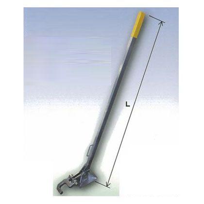 マルサ 杭抜き 50 シルバー 1280mm K-50