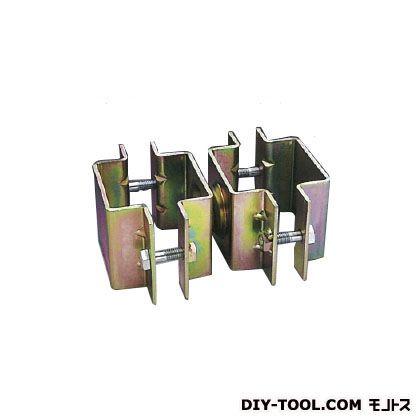 マルサ 100角×100角 自在クランプ DDF-100 6個