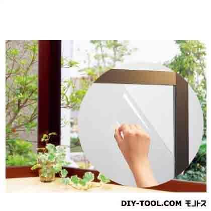 ※法人専用品※明和グラビア UVカット窓飾りシート 透明 92cm幅×15m巻 GLVR-9200 1枚