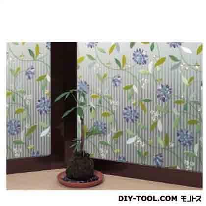 明和グラビア 窓飾りシート グリーン (GPLR-9271) 明和グラビア 補修剤・補修用品 窓ガラス用