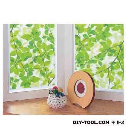 明和グラビア 窓飾りシート グリーン (GER-9235) 明和グラビア 補修剤・補修用品 窓ガラス用