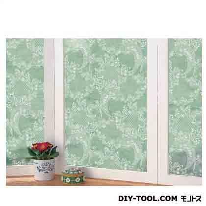 明和グラビア 窓飾りシート(レース調) ホワイト (GMLR-9211) 明和グラビア 補修剤・補修用品 窓ガラス用