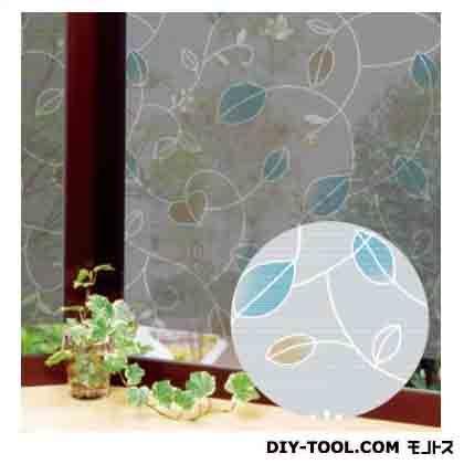 明和グラビア 窓飾りシート(両面デザイン) ブルー (GCVR-9270) 明和グラビア 補修剤・補修用品 窓ガラス用
