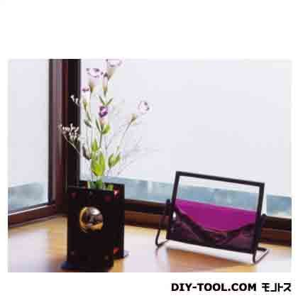 明和グラビア 窓飾りシート(目隠し遮熱) クリアー 92cm幅×15m巻 GPR-9282