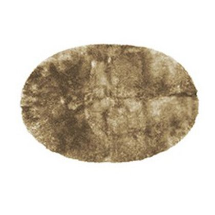 メルクロス ネイチャーアース楕円形ラグ  001169