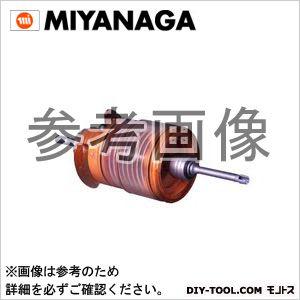 ミヤナガ 湿式タイル用ダイヤドリル アクアショット ASセット (AS105ST)