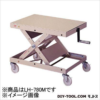 丸善精工 ローハイシステムベース スクリュー式 スチール製 移動式 550x400mm LH35S1