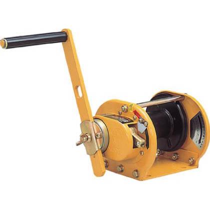 マックスプル工業 回転式手動ウインチ  GM1