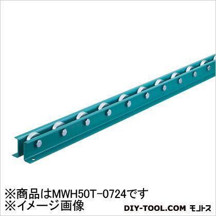 三鈴 単列型スチールホイールコンベヤ 径38XT12XD6 (×1)  MWH50T0724