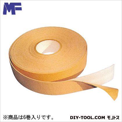 エムエフ ノロ止めテープ 2t×50×25m 6巻