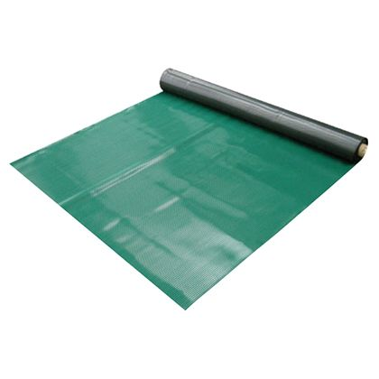 エムエフ 塩ビシート 緑 2.0t×1000mm幅×20m巻 1 本