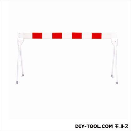 ミツギロン 区画整備用品プラケード レッド 46×75×150cm SF-18