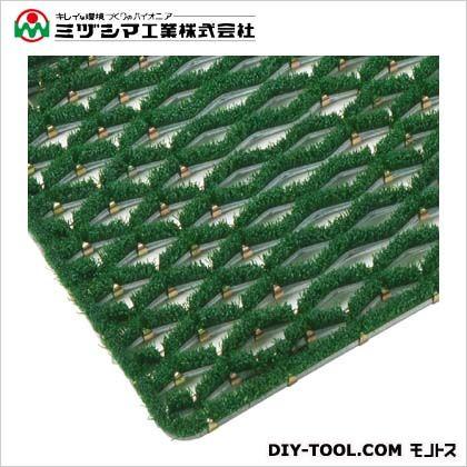ミヅシマ工業 ニューマット E6 グリーン 600mm×900mm 402-1010