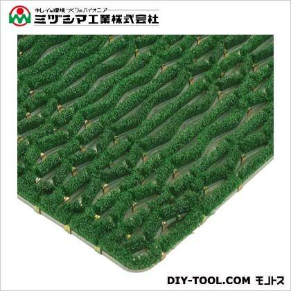 ミヅシマ工業 ニューマット G5 グリーン 500mm×1000mm 402-0930