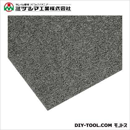 ミヅシマ工業 ノーマッドマット スタンダードクッション グレー 900mm×6M 403-0800