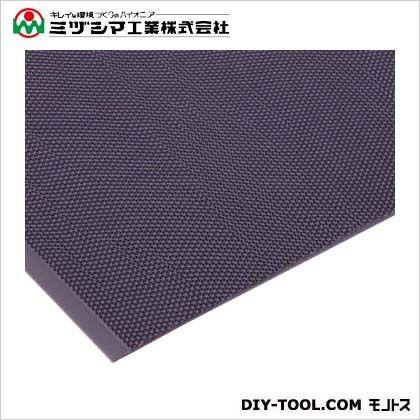 ミヅシマ工業 エントラップマット スタンダード グレー 1200mm×6M 403-3260