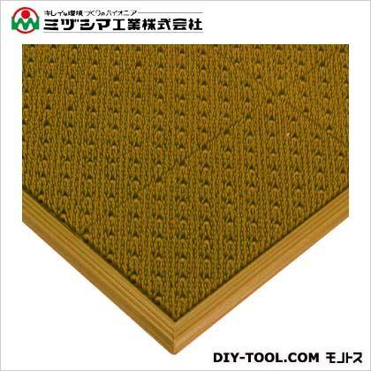 ミヅシマ工業 エルバーマット ゴールドブラウン 660×960 402-0440