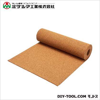 ミヅシマ工業 クッションマット ブラウン 1m×5m×7mm 407-0140