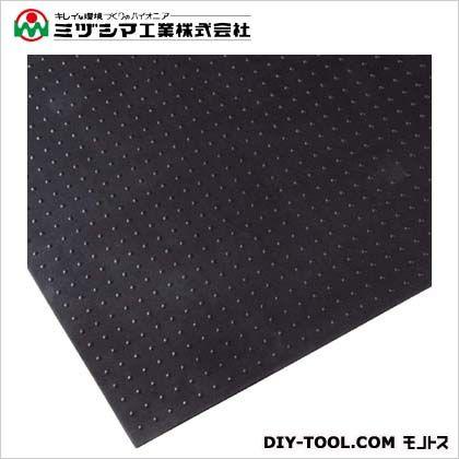 ミヅシマ工業 ブラックターフ ブラック 1m×2m×15mm 407-0420