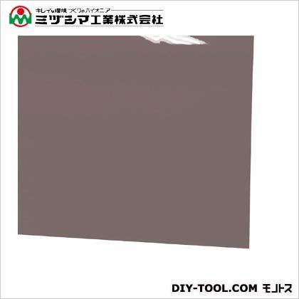 ミヅシマ工業 ビニール長マット 平板 グレー 910mm×20M×1.5mm 411-0360