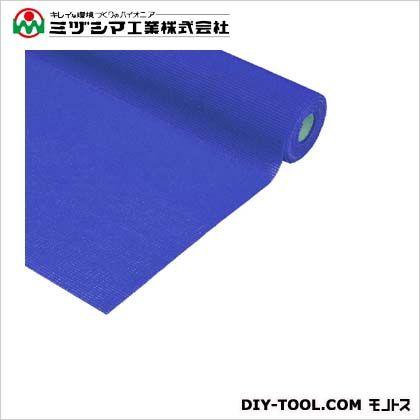 ミヅシマ工業 ダイヤマットAH ライトブルー 450mm×20M×3mm 411-0250