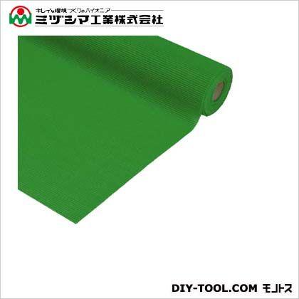 ミヅシマ工業 ダイヤマットAH ライトグリーン 450mm×20M×3mm 411-0252