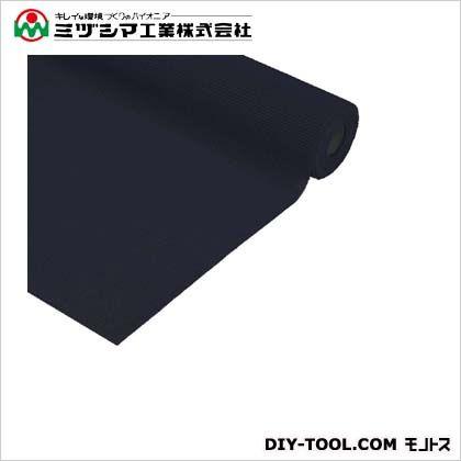 ミヅシマ工業 ダイヤマットAH ブラック 450mm×20M×3mm 411-0256