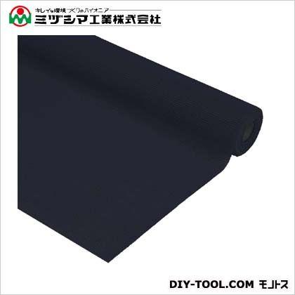 ミヅシマ工業 ダイヤマットAH ブラック 920mm×10M×3mm 411-0247