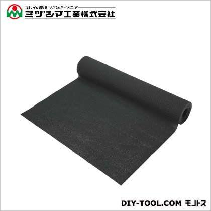 ミヅシマ工業 ダイヤマットGH ブラック 920mm×10M×3mm 501-0200