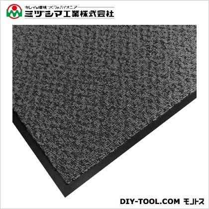 ミヅシマ工業 エクシータフマット(ナイロンマット)#18 グレー 900mm×1500mm 412-2102