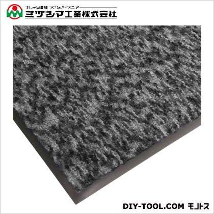 ミヅシマ工業 ハイロンマット(ナイロンマット)#15 NCグレー 900mm×1500mm 412-0671