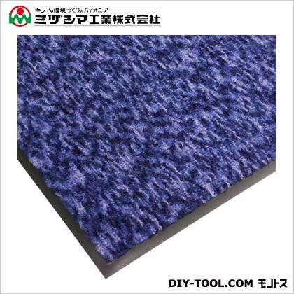 ミヅシマ工業 ハイロンマット(ナイロンマット)#18 NCブルー 900mm×1500mm 412-0701