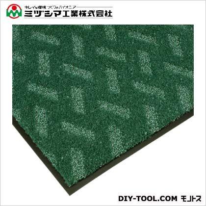 ミヅシマ工業 エンプレスマット#18 グリーン 900mm×1800mm 415-0400