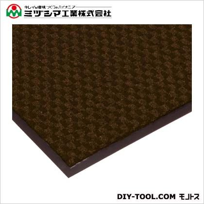 ミヅシマ工業 エンハンスマット500 ブラウン 1200mm×1800mm 413-0080