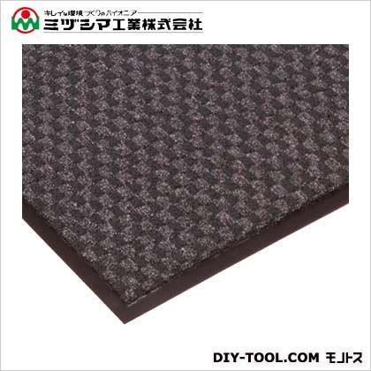 ミヅシマ工業 エンハンスマット500 グレー 1800mm×18M 413-0340